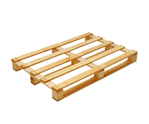 Four-way disposable pallet